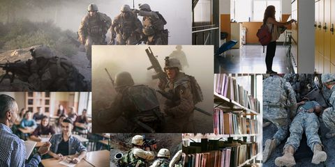 Can We Really Expect Teachers to Act Like Soldiers? Three Veterans Weigh In.