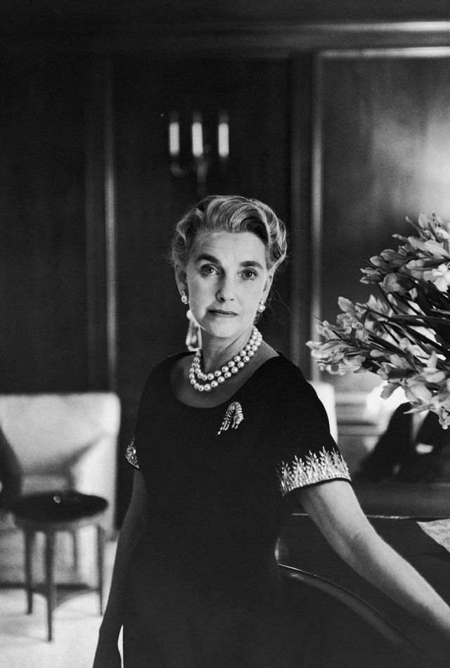 barbara hutton at wedding of son    photo by jon brenneisgetty images