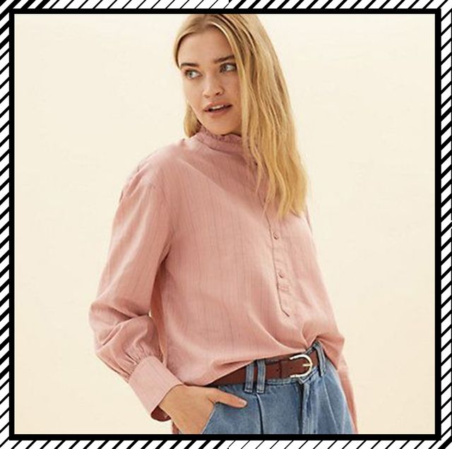 collarless shirts