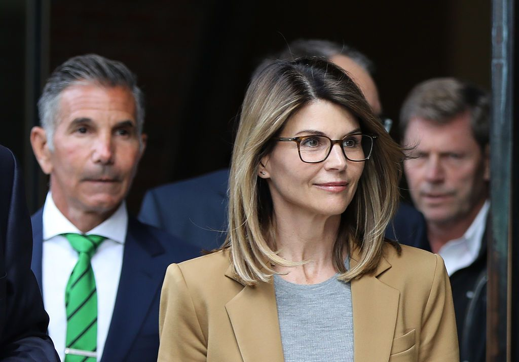 Lifetime Is Producing a College Admissions Scandal Movie