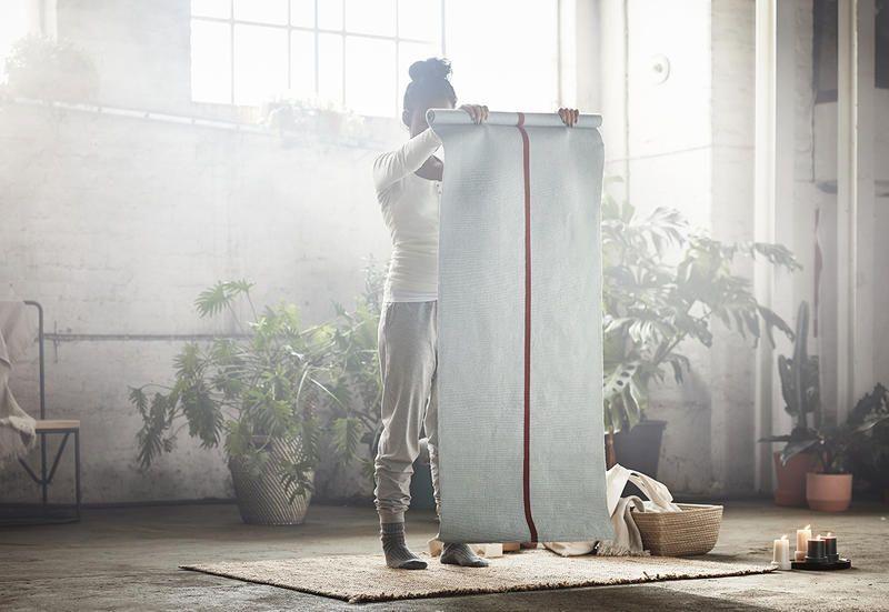 Arredamento Zen On Line : Ikea s new collection for yoga hjarlelig