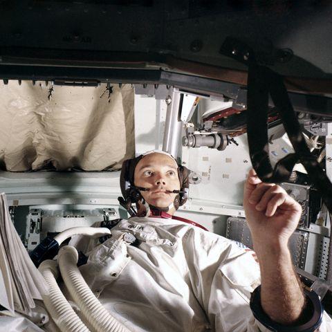 apollo 11 astronaut michael collins 1969