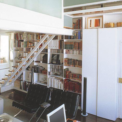 ideas para librerías y estanterías