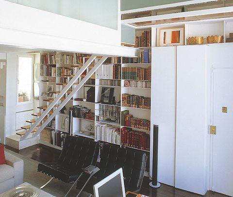 ideas para una mejor organización en librerías y estanterías