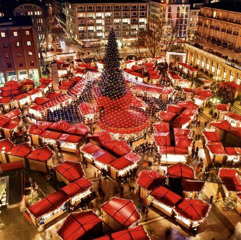 Christmas market break - Christmas market cruise