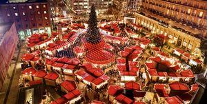 Christmas market break - Christmas market cruise with Aled Jones