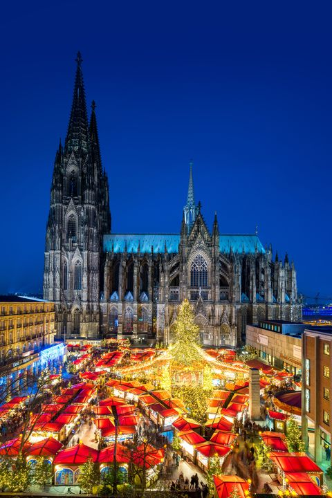 Best Christmas Markets - Cologne