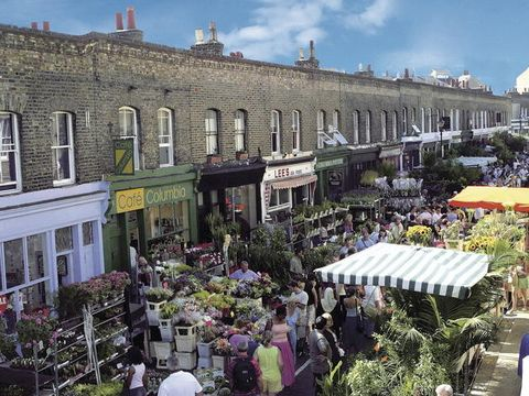 Best Sunday markets in London