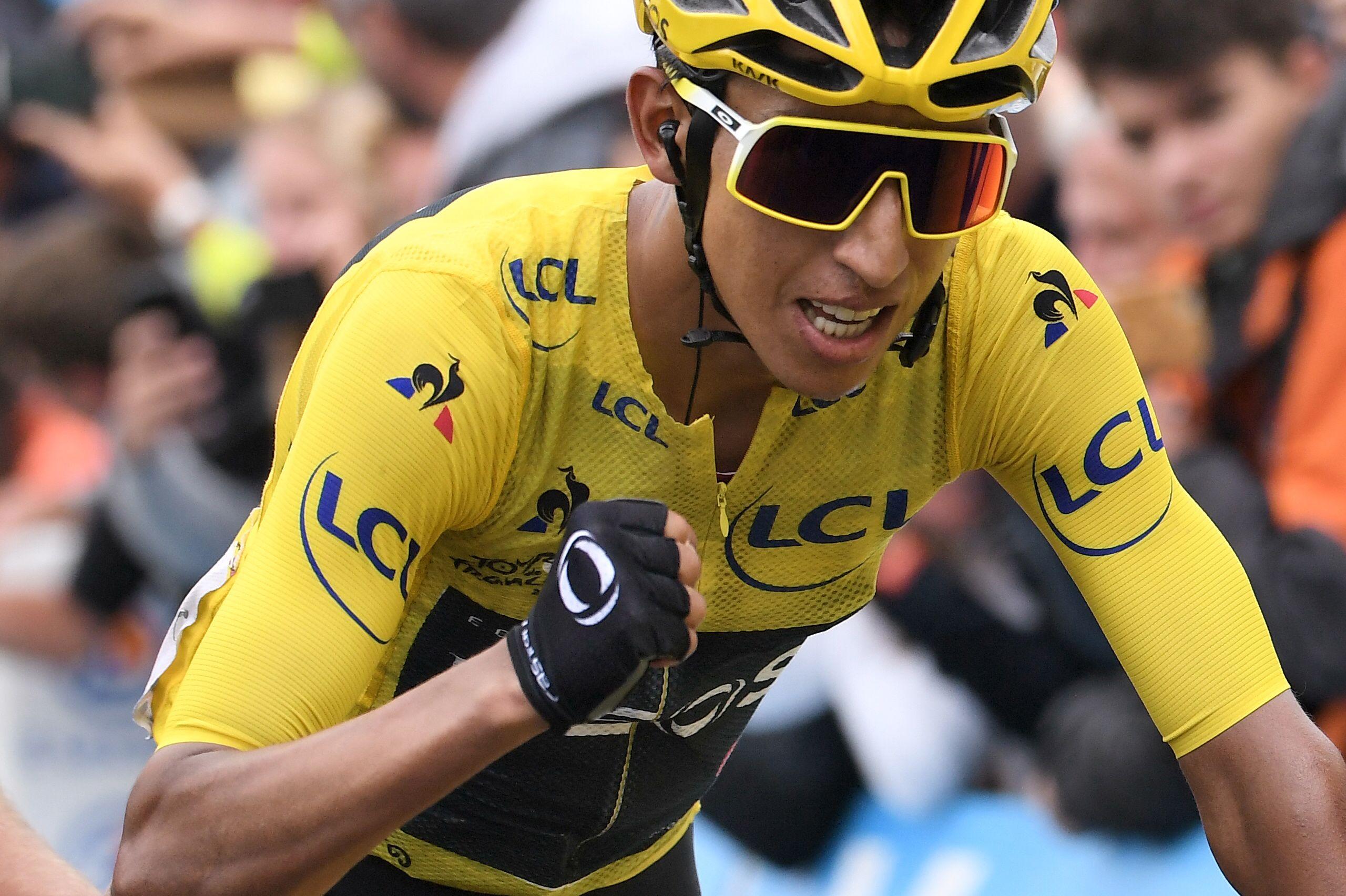 Egan Bernal to Win the Tour de...