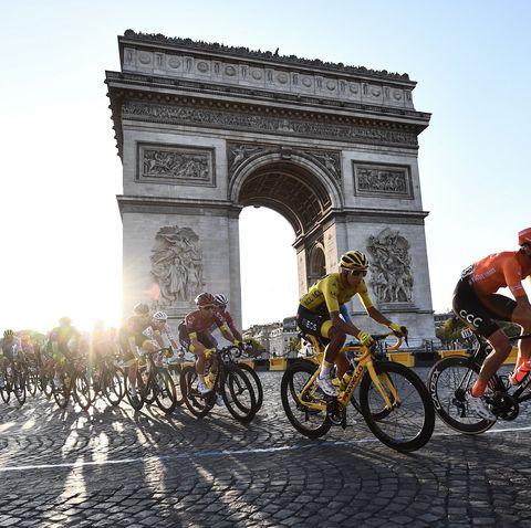 Cycling Tour de France Stage 21 Paris-Champs Elysees