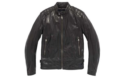 best color leather jacket