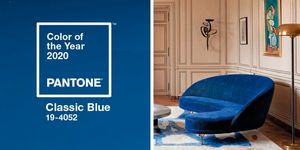 Color de Año 2020 Pantone azul Classic Blue