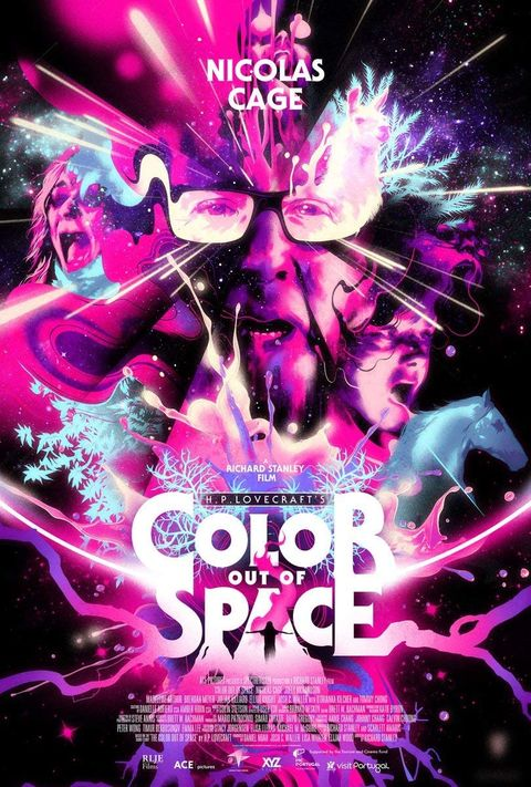'color out of space' richard stanley, 2019
