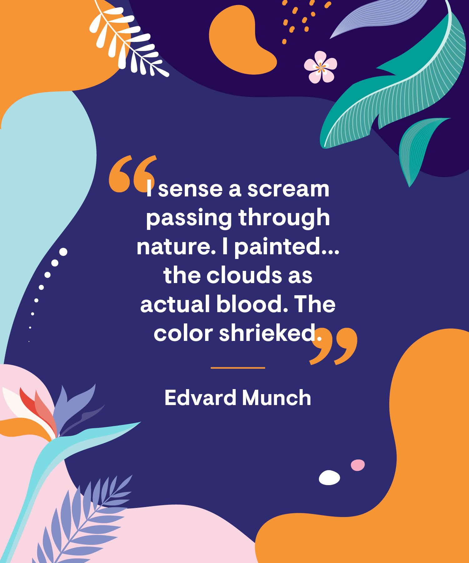 - 30 Color Quotes For A Colorful Life - Best Quotes About Color