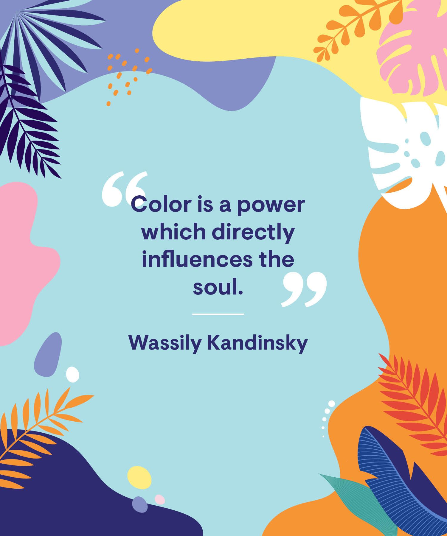 3 Color Quotes for a Colorful Life - Best Quotes About Color