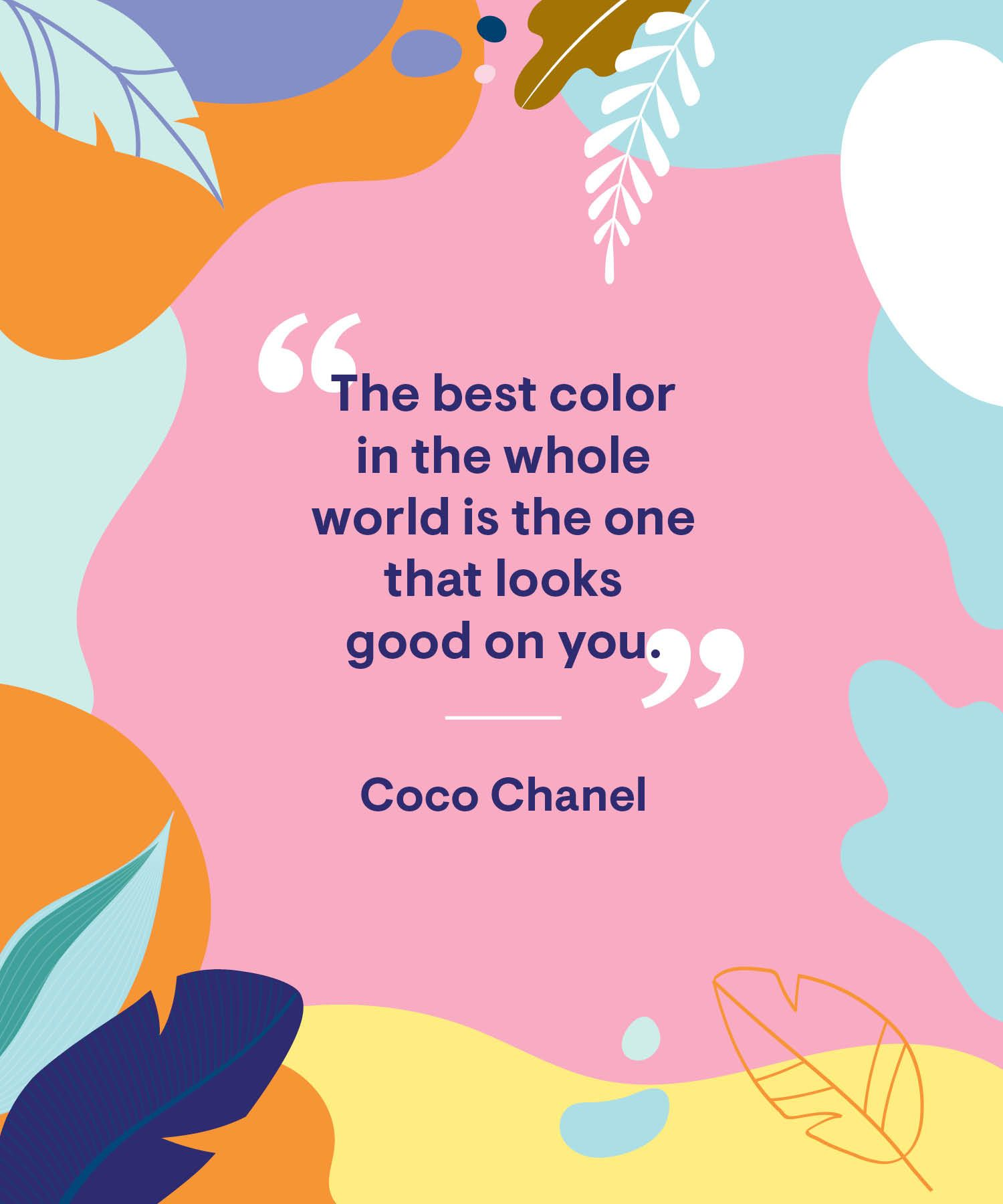 5 Color Quotes for a Colorful Life - Best Quotes About Color