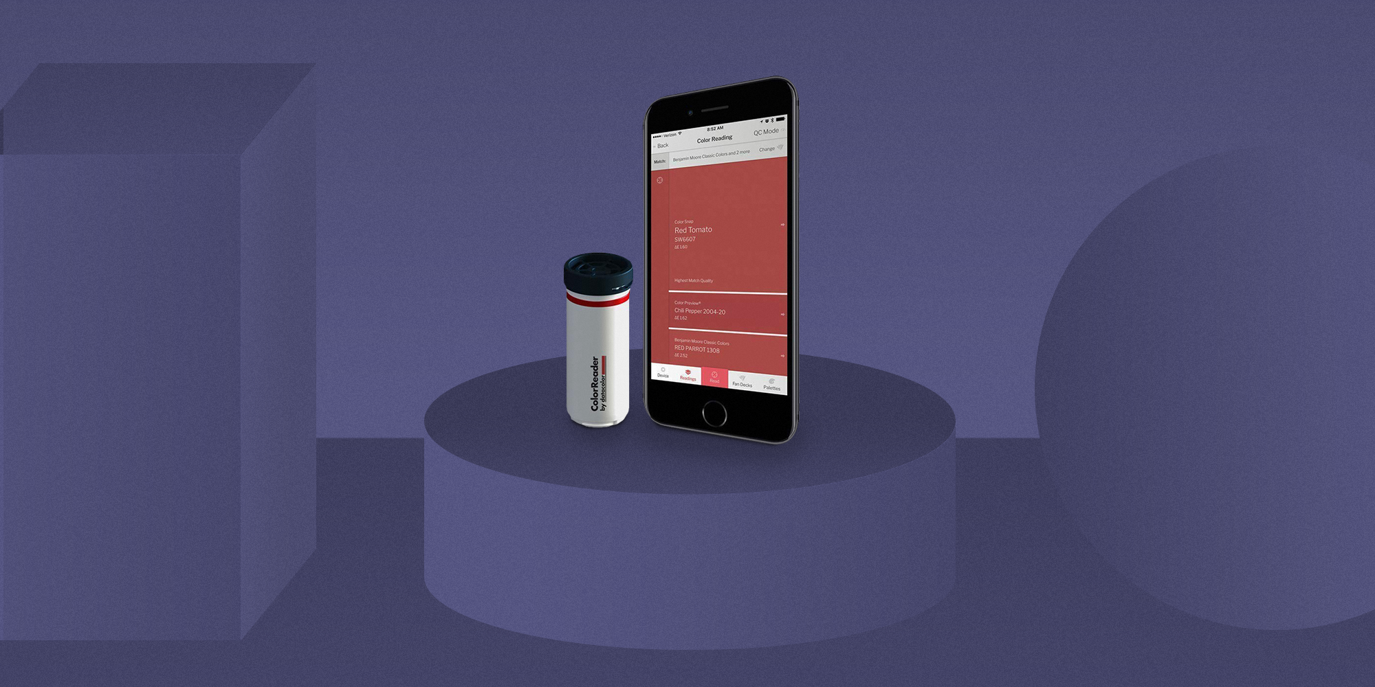 This Gadget Will Change The Way You Choose A Paint Color