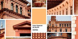 Pantone descubre cuál es el color especial de Sevilla