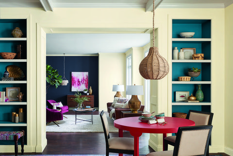 Incredible 2018 Color Trends Best Paint Color And Decor Ideas For 2018 Home Interior And Landscaping Ologienasavecom