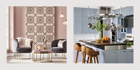 Color trends 2019 most stylish interior paint decor colors - Trending paint colors for living rooms 2016 ...