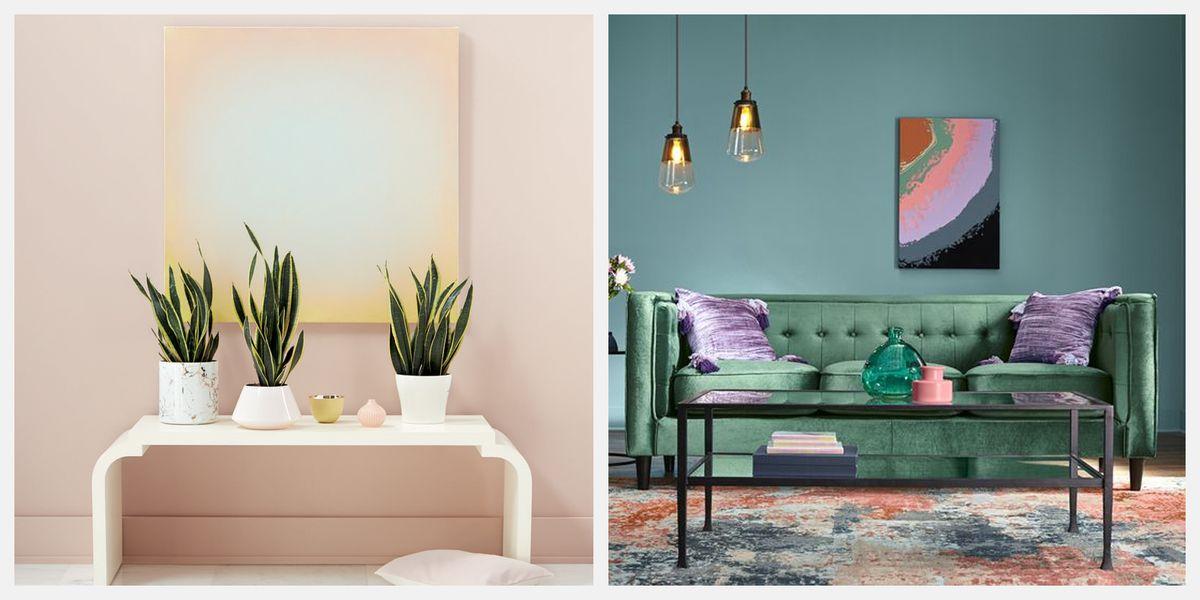color trends 2019 most stylish interior paint decor colors color trends 2019 most stylish