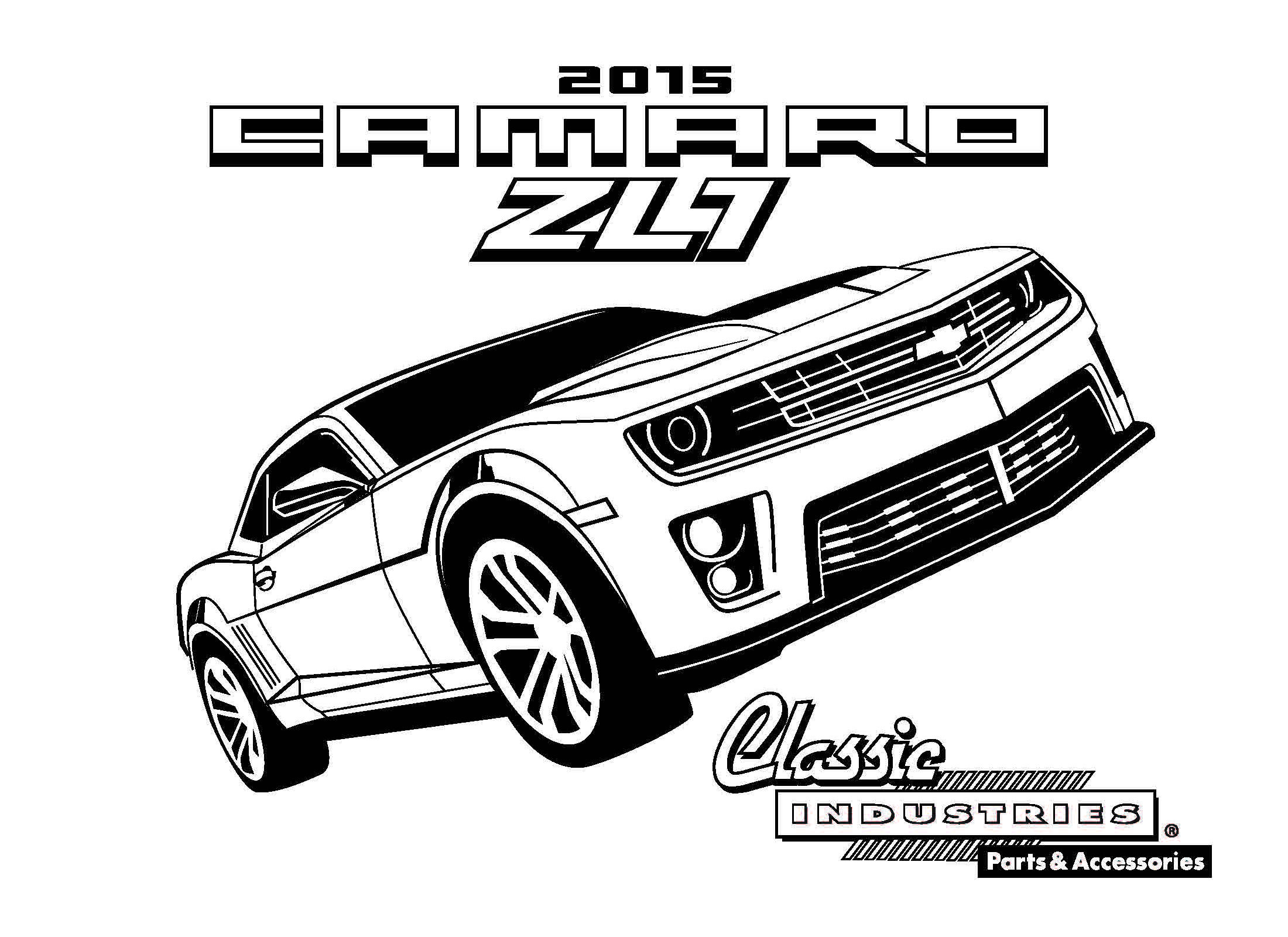- Get Crafty With These Amazing Classic Car Coloring Pages