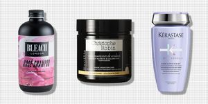 Colour Correcting Hair Products