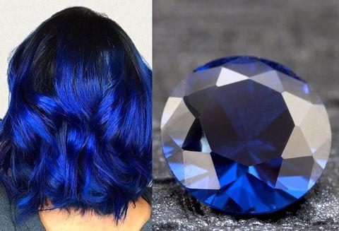 colori di capelli che sembrano cose vere