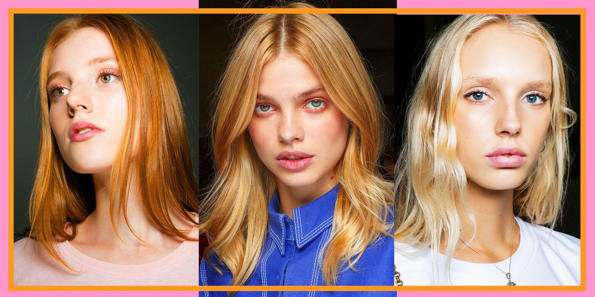 Colore capelli tendenza estate 2019