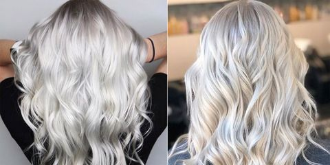 Colore Capelli Moda 2018 Ecco I Ghosted Hair