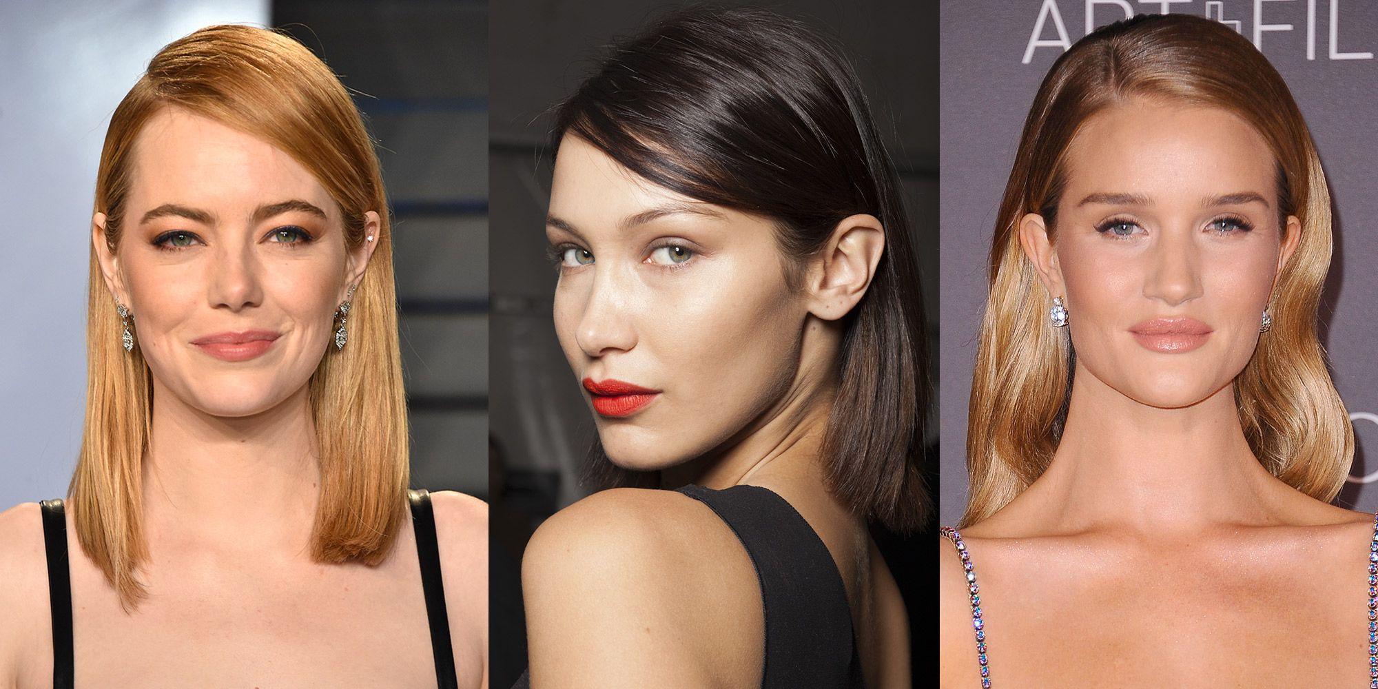 Cambiare colore di capelli su una foto