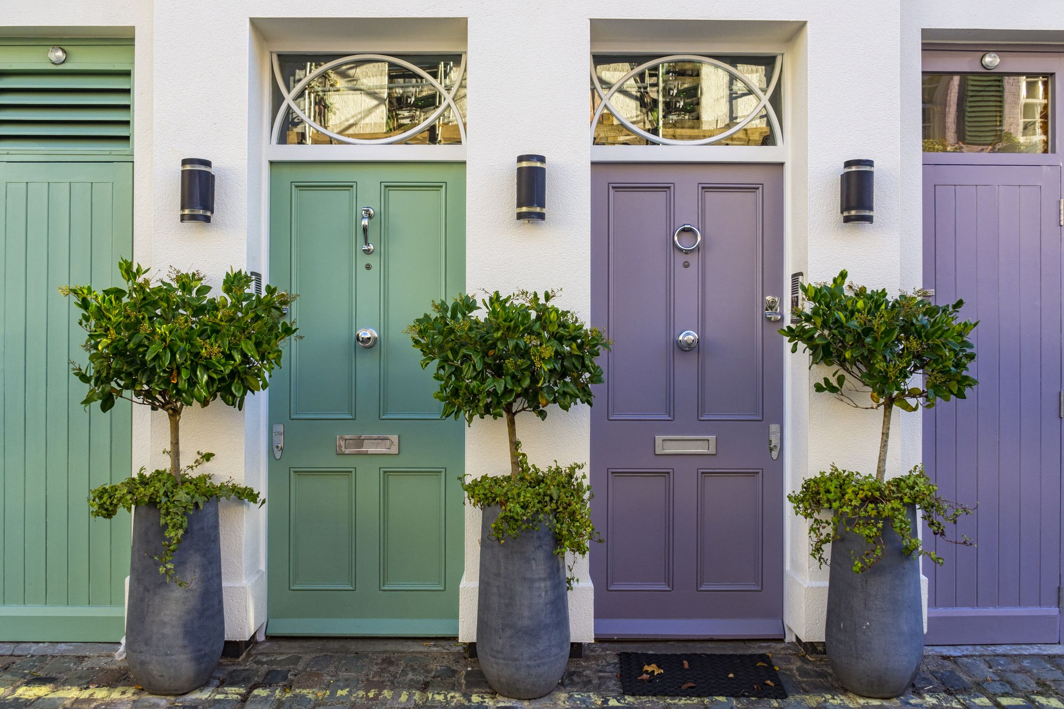 How to decorate your front door, based on your star sign