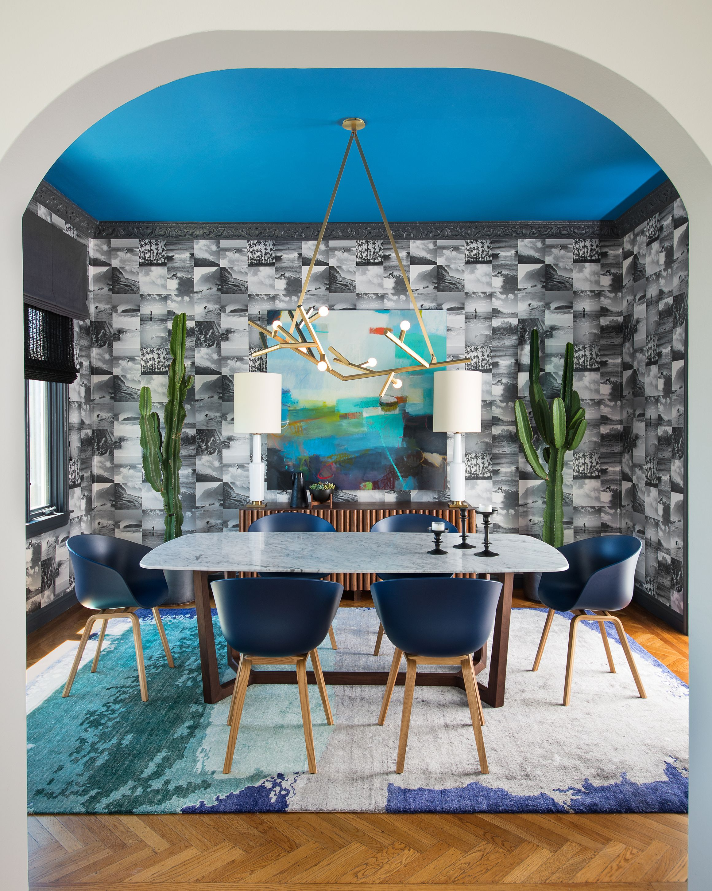 Tour A Colorful Bachelor Pad By Emilie Munroe — San Francisco Real ...