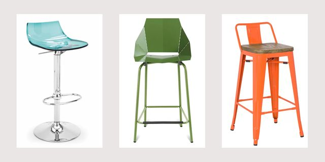 10 Best Colorful Barstools You Can Buy Online Gorgeous Colorful Barstool Ideas