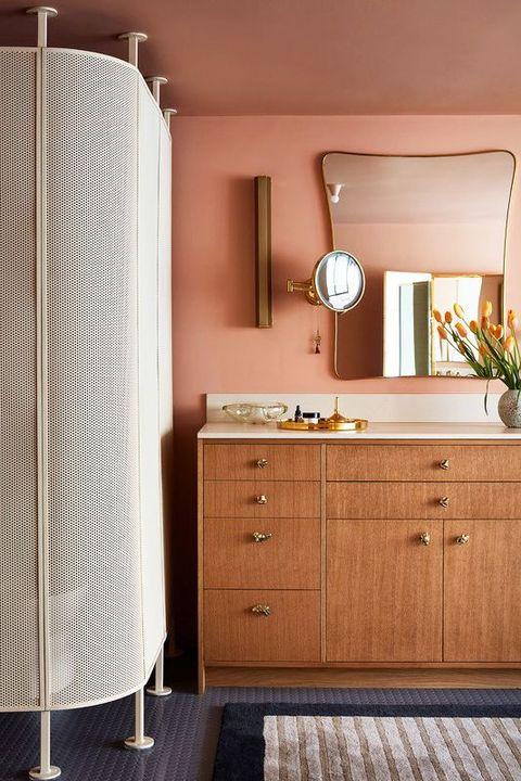 Enclosed Lanai Design Ideas, 22 Best Bathroom Colors Top Paint Colors For Bathroom Walls