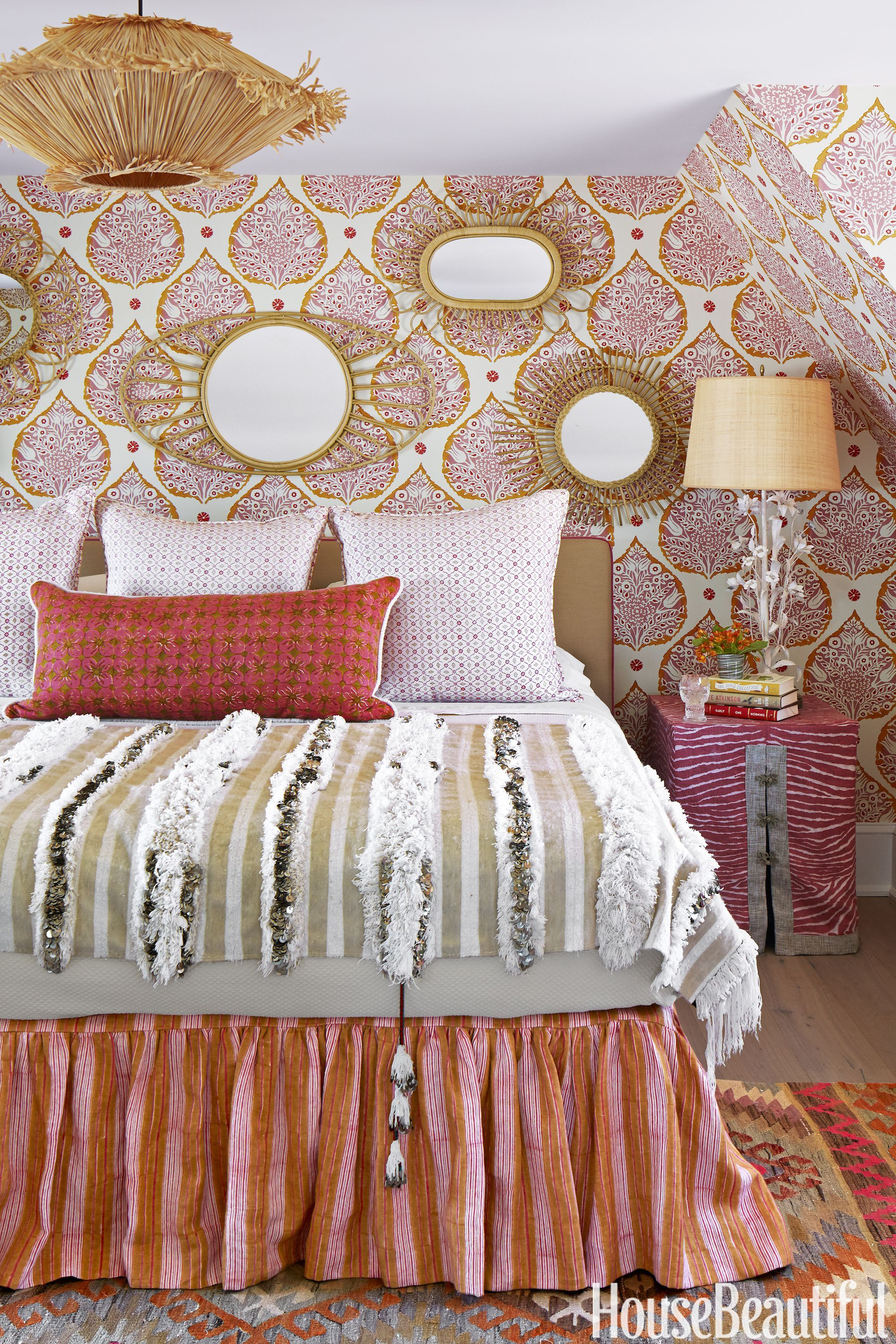 25+ Colorful Bedrooms Thatu0027ll Make You Wake Up Happier