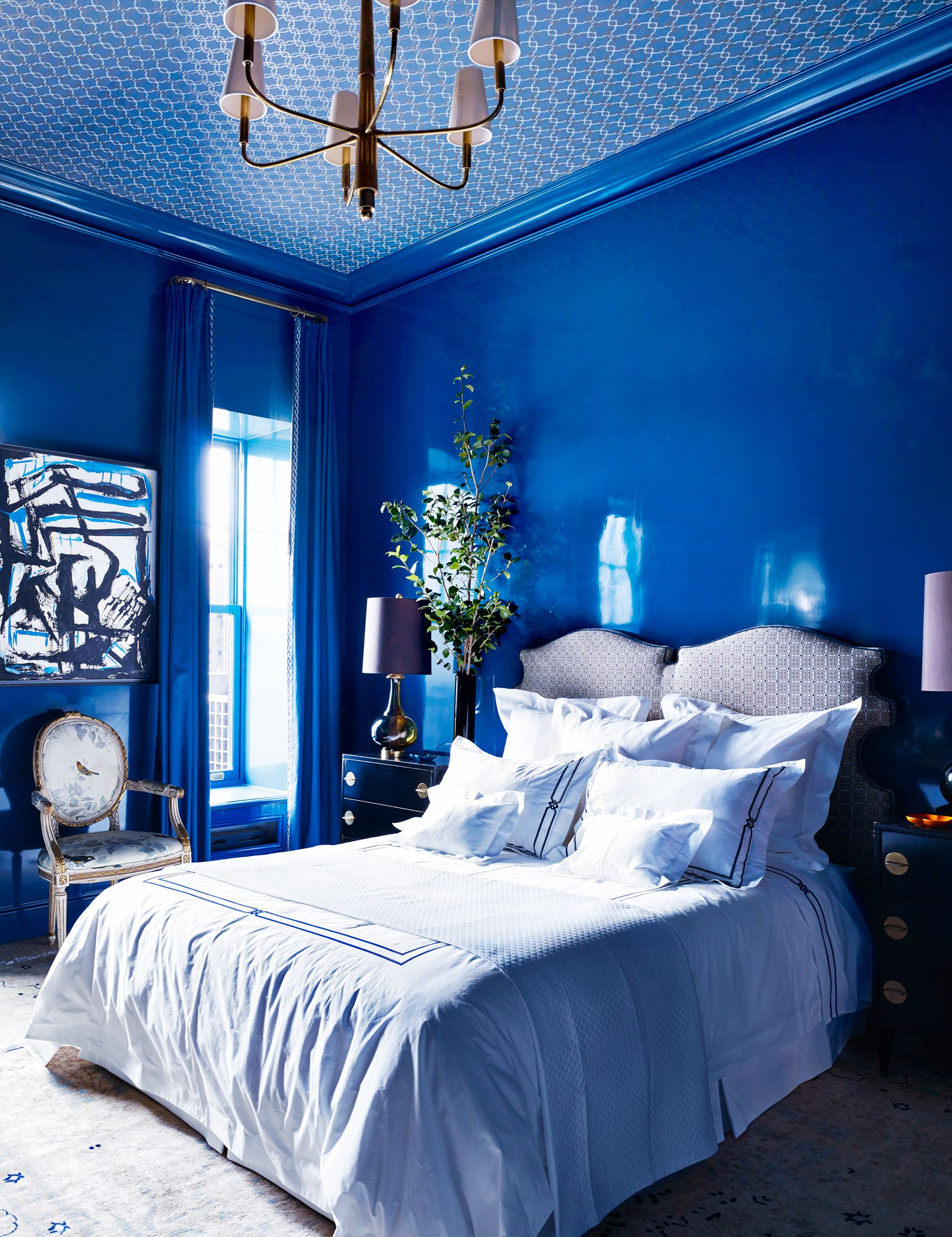 20 best bedroom colors 2019 relaxing paint color ideas for bedrooms rh housebeautiful com best bedroom paint colors benjamin moore best bedroom paint colors behr