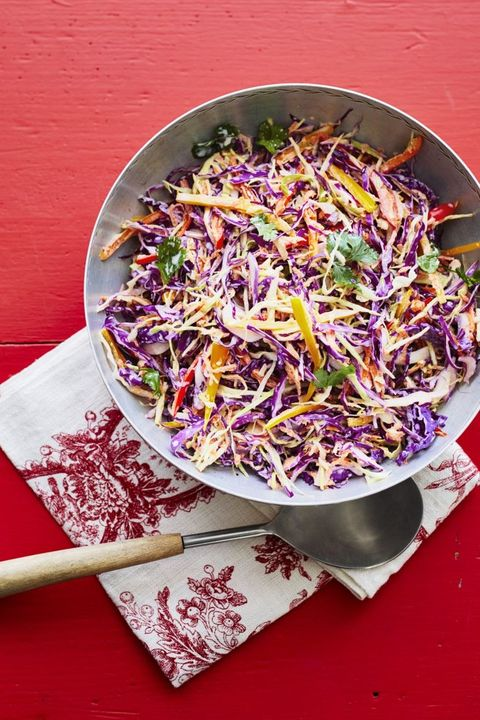 cabbage colorful coleslaw