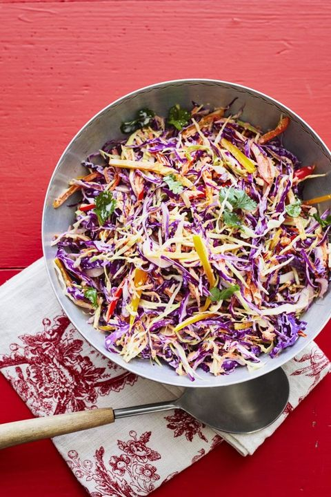 colorful coleslaw recipe bbq side
