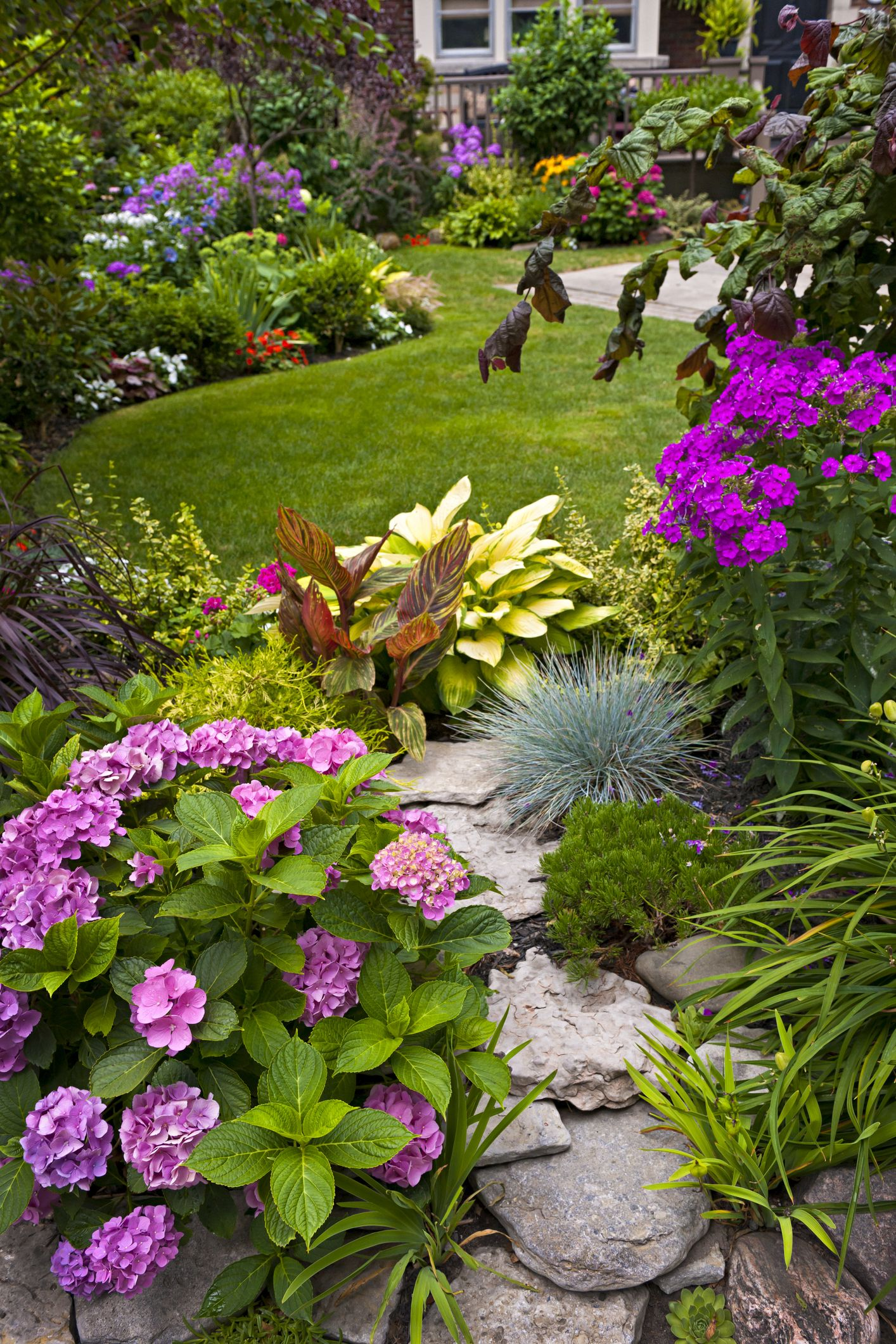 Long Garden Ideas - Long Narrow Garden Design Ideas
