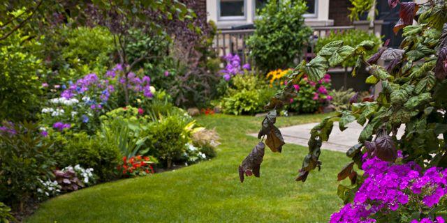 Long Garden Ideas Long Narrow Garden Design Ideas