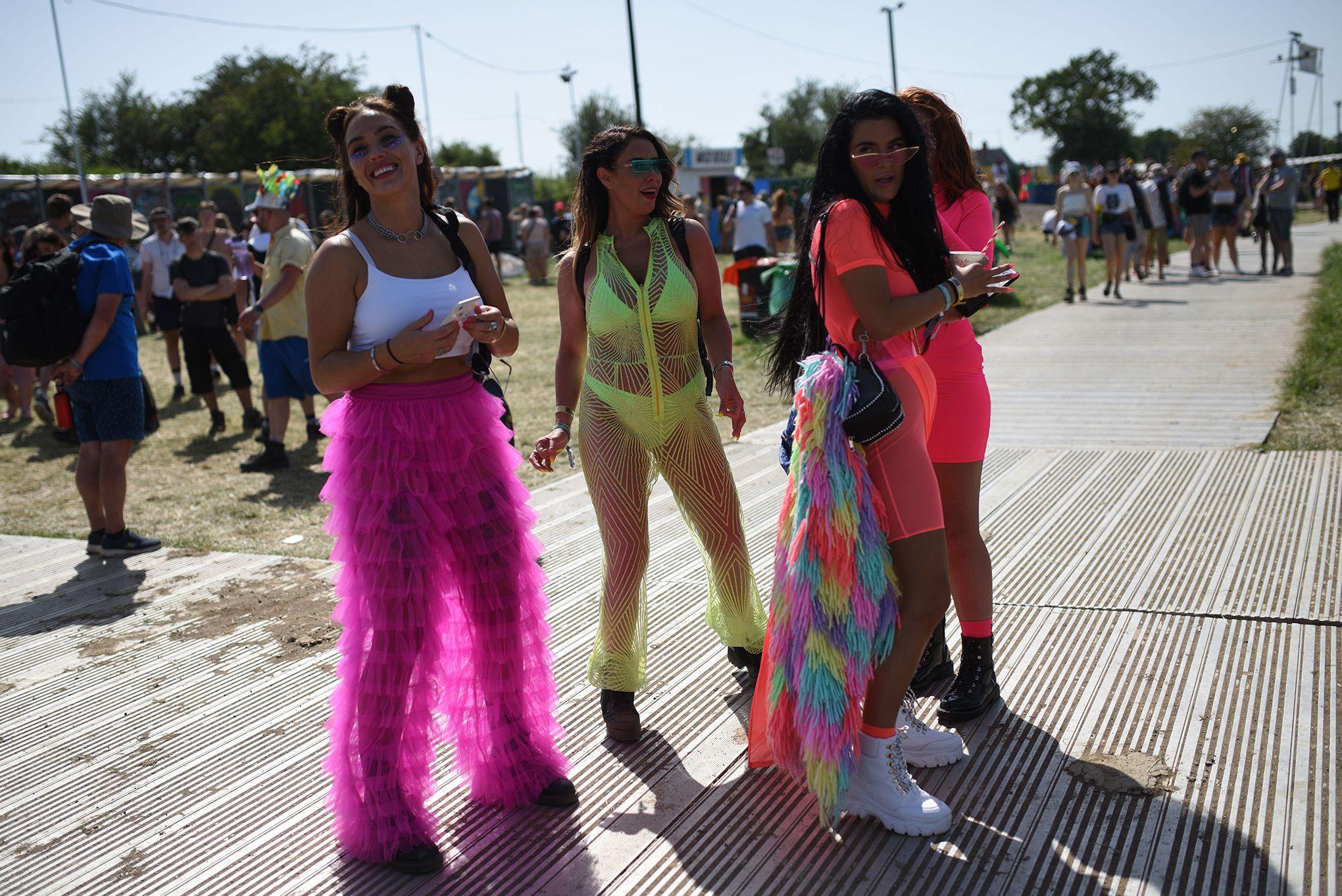 Glastonbury 2019, la moda outfit da festival