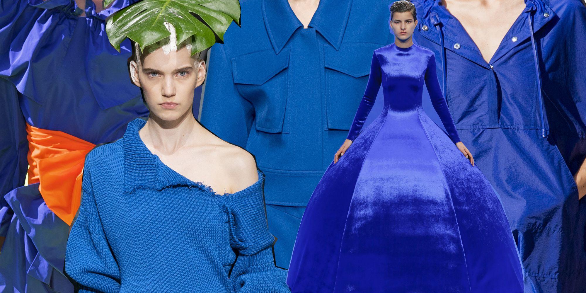 Quali colori abbinare a un vestito blu cobalto? | PG Magazine