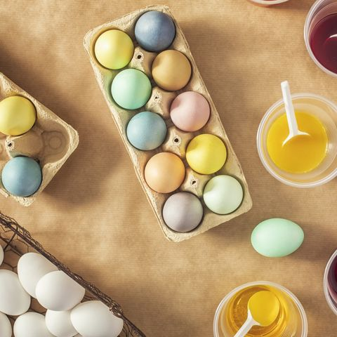 How to Make Natural Easter Egg Dyes - Homemade Dye Recipes ...
