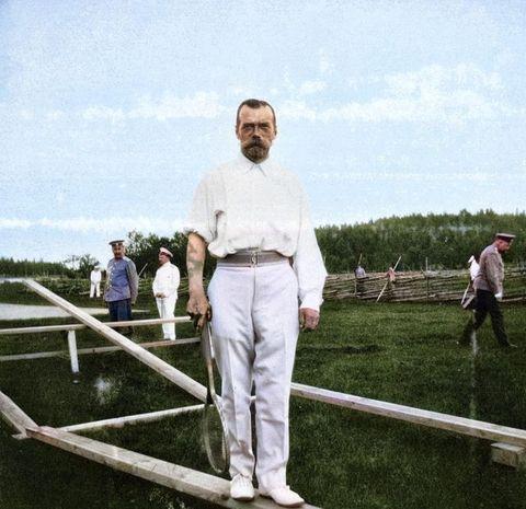 Nicholas II Tattoo
