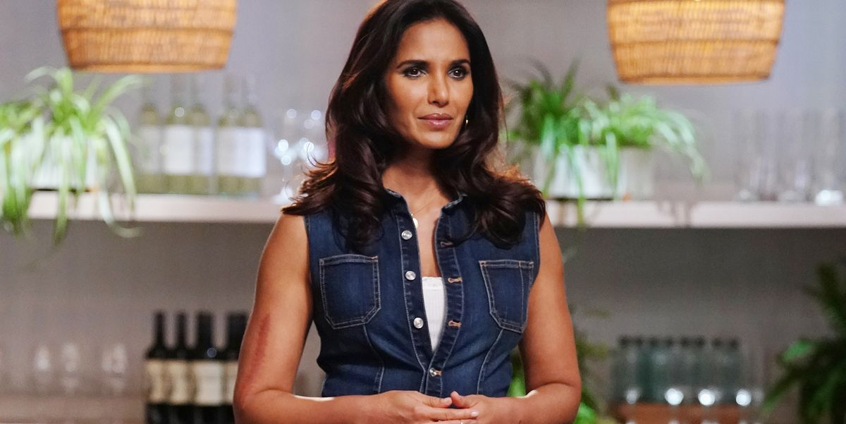 The Tragic Story Behind Why Padma Lakshmi Has a 7-Inch Scar on Her Arm
