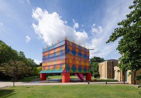 Dulwich Picture Gallery reveals its summer Pavilion