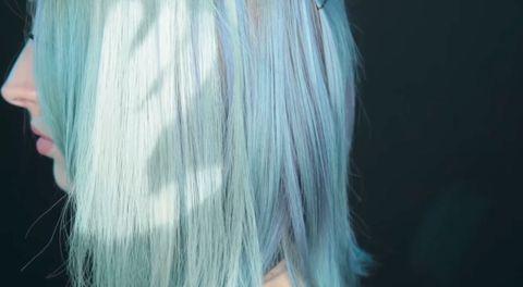 Colour Changing Hair Dye