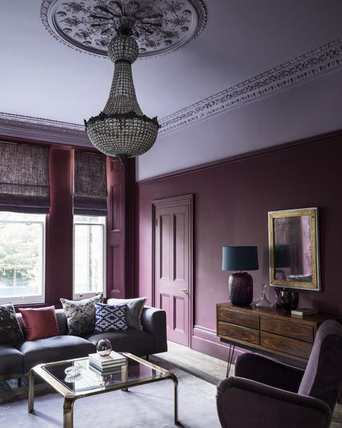colour combinations in the home