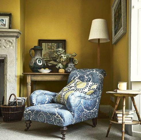 colour combination interior design